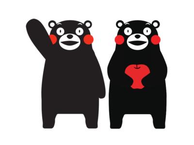 くまモン達の画像